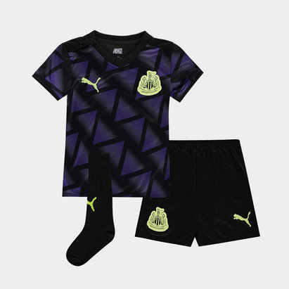 Puma Newcastle United Third Baby Kit 20/21