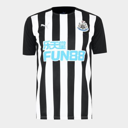 Puma Newcastle United Home Shirt 20/21 Mens