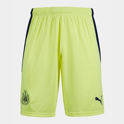 Puma Newcastle United Away Shorts 20/21 Mens