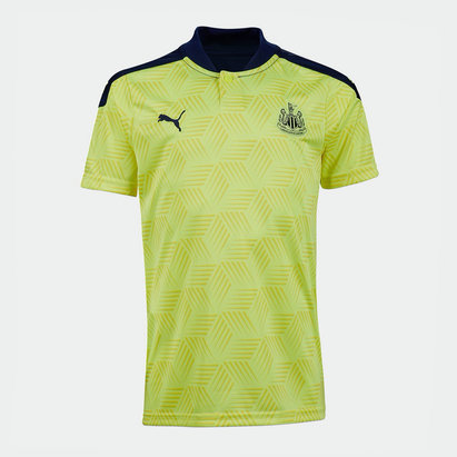 Puma Newcastle United Away Shirt 20/21 Kids