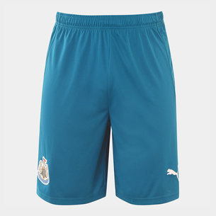 Puma Newcastle United Goalkeeper Shorts 20/21 Kids