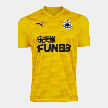 Puma Newcastle United Goalkeeper Third Shirt 20/21 Mens