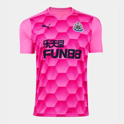 Puma Newcastle United Away Goalkeeper Shirt 20/21 Mens