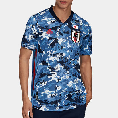 adidas Japan 2020 Home Authentic S/S Football Shirt