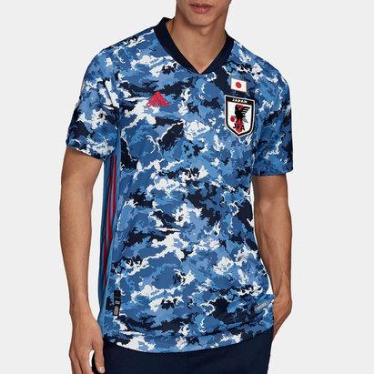 adidas Japan 2020 Home Authentic S/S Football Shirt