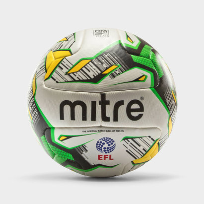 Mitre Delta Hyperseam 14 Panel FL Official Match Football