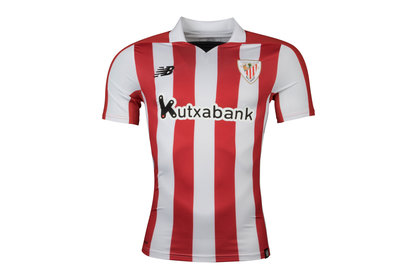New Balance Athletic Bilbao 17/18 Home S/S Authentic Football Shirt