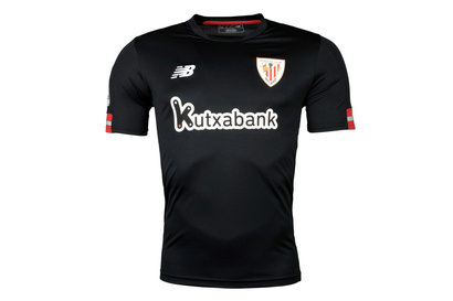 New Balance Athletic Bilbao 17/18 Away S/S Replica Football Shirt