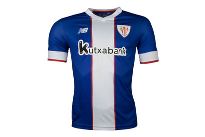 New Balance Athletic Bilbao 17/18 3rd S/S Replica Football Shirt