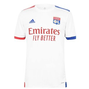 adidas Lyon Home Shirt 20/21 Mens