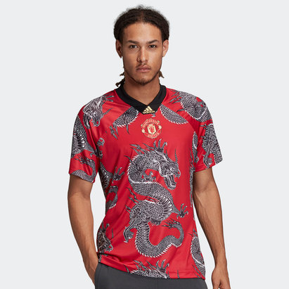 adidas Manchester United FC Chinese New Year Jersey Mens