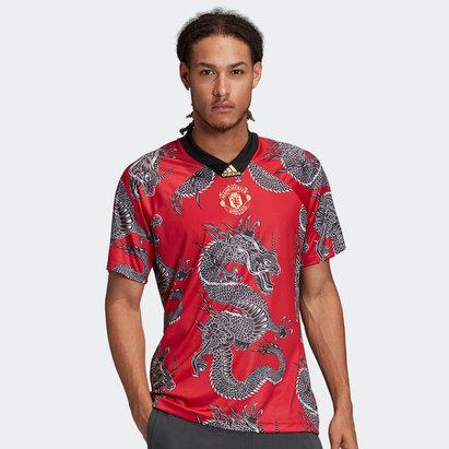 adidas MUFC CNY Jsy Sn02