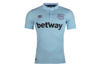 Umbro West Ham United 17/18 3rd S/S Replica Football Shirt