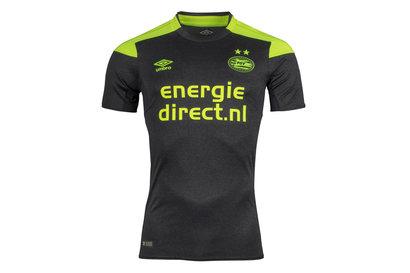 Umbro PSV Eindhoven 17/18 Away S/S Replica Football Shirt