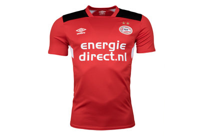 Umbro PSV Eindhoven 17/18 S/S Football Training Shirt