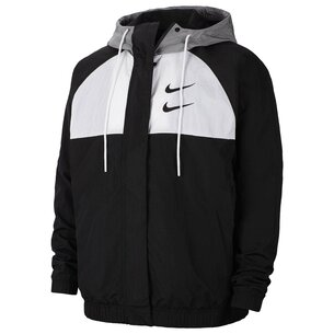 Nike Swoosh Woven Jackets Mens