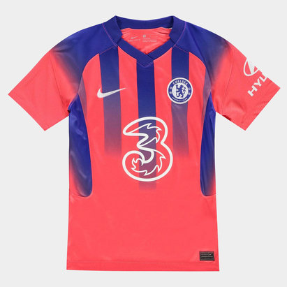 Nike Chelsea Third Shirt 20/21 Kids
