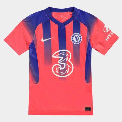 Nike Chelsea Third Shirt 20/21 Kids