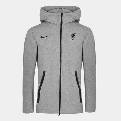 Nike Liverpool Tech Pack Hoodie 20/21 Mens