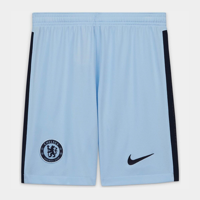 Nike Chelsea Away Shorts 20/21 Kids