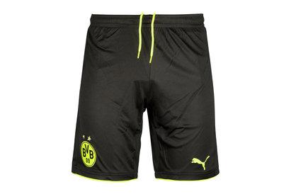 Puma Borussia Dortmund 17/18 Home Football Shorts