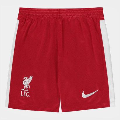 Nike Liverpool Home Shorts 20/21 Kids