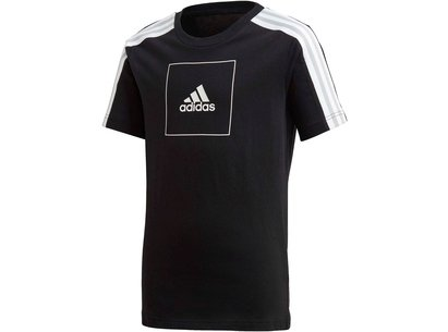 adidas Club T Shirt Junior Boys