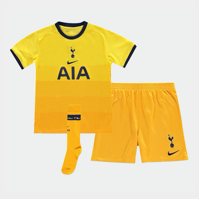 Nike Tottenham Hotspur Third Mini Kit 20/21
