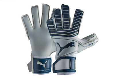 Puma One Grip 17.2 Aqua Goalkeeper Gloves