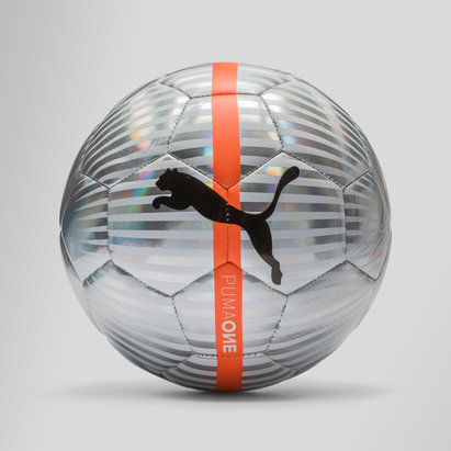 Puma One Chrome Training Football
