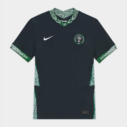 Nike Nigeria Away Shirt 2020 Ladies
