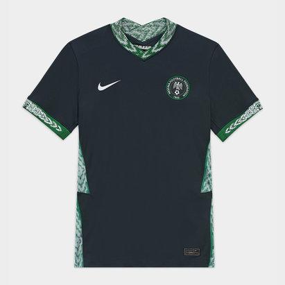 Nike Nigeria Away Shirt 2020 Ladies