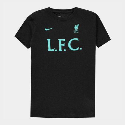 Nike Liverpool FC Match T Shirt 20/21 Juniors