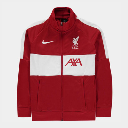 Nike Liverpool Track Jacket 20/21 Junior