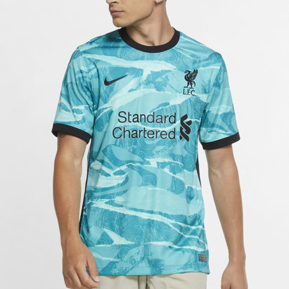 Nike Liverpool Away Shirt 2020 2021