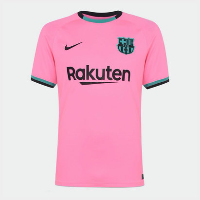 Nike Barcelona Third Shirt 20/21 Mens
