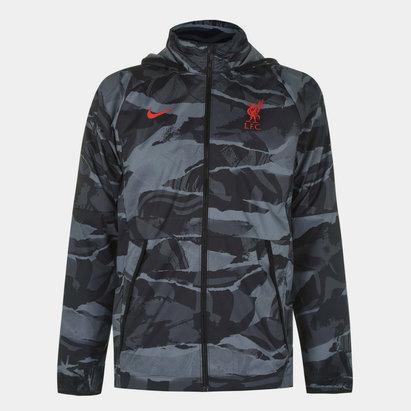 Nike Liverpool All Weather Fan Jacket Mens