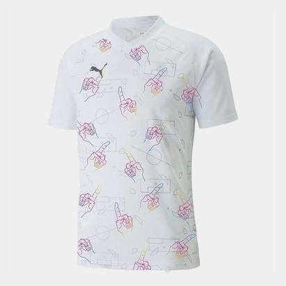 Nike Spurs Swoosh T-Shirt 20/21 Mens