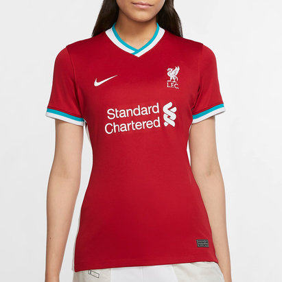 Nike Liverpool Home Shirt 20/21 Ladies
