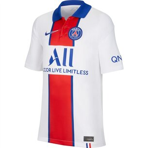 Nike Paris Saint Germain Away Shirt 20/21 Kids