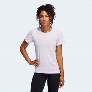 adidas Womens Training Workout Go To T Shirt