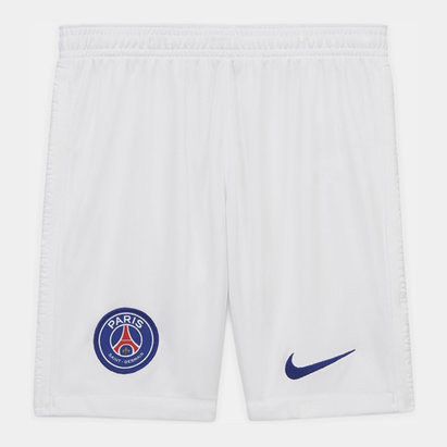Nike Paris Saint Germain Away Shorts 20/21 Kids