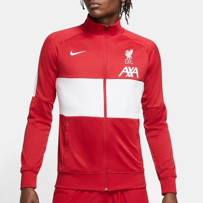 Nike Liverpool Track Jacket 20/21 Mens