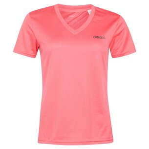 adidas Womens Designed2Move Solid T Shirt