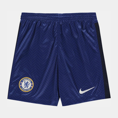 Nike Chelsea Home Shorts 2020 2021 Junior