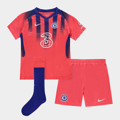 Nike Chelsea Third Mini Kit 20/21