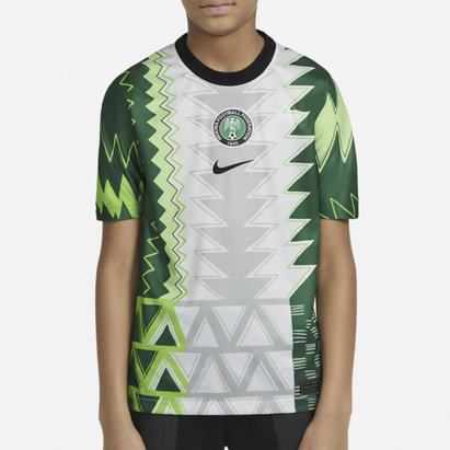 Nike Nigeria Home Shirt 2020 Junior