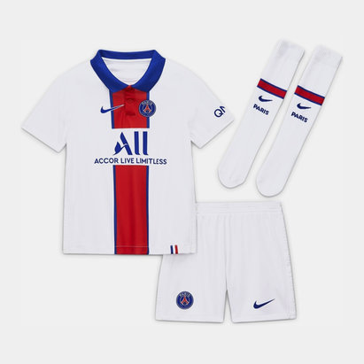Nike Paris Saint Germain Away Mini Kit 20/21