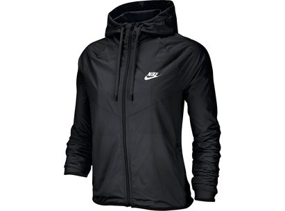 Nike Windrunner Hoodied Jacket Ladies