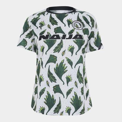 Nike Nigeria Pre Match Shirt 2020 Ladies